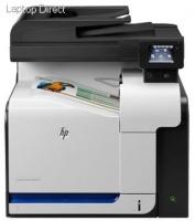 HP Laserjet Enterprise 500 Multifunction colour M570dw Printer with fax Photo