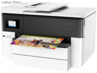 HP Officejet 7740 Wide Format Multifunction Inkjet Printer with Fax Photo