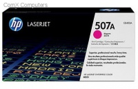 HP 507A Magenta LaserJet Toner Cartridge Photo
