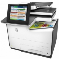 HP E58650dn PageWide Managed Colour Multifunction Printer Photo