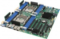 Intel S2600STBR Sawtooth Pass Server board for 2nd Gen Scalable CPU Photo