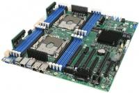 Intel s2600STB C624 chipset Dual socket LGA 3647 Sever Motherboard Photo