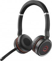 Jabra EVOLVE-75 Stereo Bluetooth Headset Photo