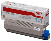 OKI Mc760dn/c760dnf/mc770dnf/mc780dfnf Cyan Toner Cartridge Photo