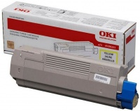 OKI Mc760dn/c760dnf/mc770dnf/mc780dfnf Yellow Toner Cartridge Photo