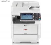 OKI MB562DNW MFP - print copy scan fax A4 Photo