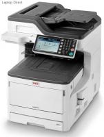 OKI MC873 DN A3 Multifunction Printer with Fax Photo