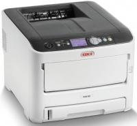 OKI C612n A4 Colour Laser Printer Photo