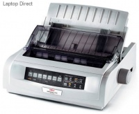 OKI ML 5520 Dot Matrix 9 Pin Printer Photo