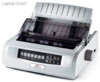 OKI ML5521 9 pin dot matrix printer Photo