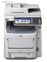 OKI MC770dnfax A4 Colour Laser All-in-One Printer with Fax Photo