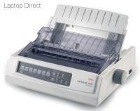 OKI ML3410 9 Pin Dot Matrix Printer Photo