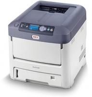 OKI PRO7411WT A4 White Toner Printer USB LAN Photo