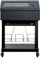 OKI MX8050 MX series Line Impact Dot Matrix Printer with pedestal Ethernet Photo