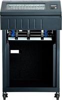 OKI MX8100 MX series printing technology Line Impact Dot Matrix Printer pedastal Zero Tear Ethernet EUR Photo
