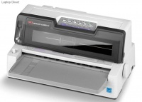 OKI ML6300FB-SC Dot Matrix Printer 24 PIN Photo