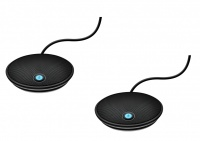 Logitech Group expansion Microphone - two expansion mics with mute button Photo