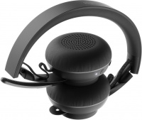 Logitech VC Headset Zone Wireless Bluetooth Headset Photo