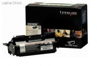 Lexmark 64016SE Mono Laser Toner for T640 / T642 / T644 Photo