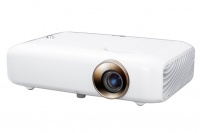 LG Minibeam 550Lm 100000:1 DLP WXGA 1280x720 Wide LED RGB Projector with Built-In Battery Photo