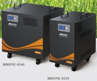 Mecer 24V Battery Centre with LCD Display - No Batteries Photo