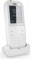 snom M90 anti-bacterial DECT SIP phone with charging base Photo