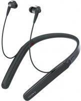 Sony WI-1000X Black Wireless Noise-Canceling Headphones Photo