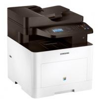 Samsung SL-C3060NDC A4 Color Laser Multifunction Printer Print / copy / scan LAN USB Photo