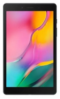 "Samsung Galaxy Tab A Black 8.0"" multi-touch Qualcomm Snapdragon 429 2.0Ghz Quad-core 32Gb 4G LTE Android 9.0 Tablet PC Photo"