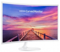 "Samsung 32"" LC32F391FW LCD Monitor LCD Monitor Photo"