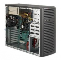 Super Micro SuperMicro 732I-R500B Cost Effective Server Tower Chassis Mid-Tower No Motherboard Photo