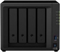 "Synology DS920 Diskstation 4 bay 3.5"" / 2.5"" NAS plus 2x M.2 Photo"