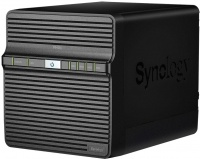 "Synology DS420j DiskStation 4 Bay 3.5"" / 2.5"" NAS Photo"