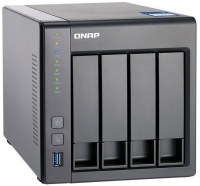 QNap TS-431X-2G 4-Bay Network Attached Server Photo