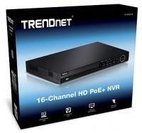 TRENDnet TV-NVR216 16-Channel HD PoE NVR Photo