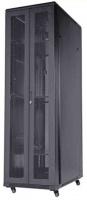 Unbranded 47U 600 x 1000 floor standing cabinet Double Front Mesh door Photo