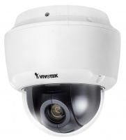 Vivotek SD9161-H 2M Indoor Speed Dome IP Camera with 10x Optical Zoom and pan / tilt Photo