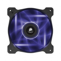 Corsair Co-9050015-PLED AF120 Quiet with Purple led - 120x120x25mm advanced hydraulic bearing 9 blades rubber corners for noise reduction 1500rpm 25.2dBA 52.19CFM 0.75 mm/H2o static pressure Photo