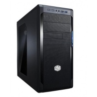 Cooler Master Coolermaster N300 All black PC Chassis with Meshed front panel PC case Photo