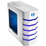Bitfenix CLS-500-WWWB1 Colossus with Windowed side panel - White Photo