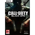 Call of Duty Black OPS -DVD PC Game PC Game Photo