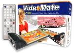 Compro VideoMate P300 piecesMCIA TV Tuner w/FM Remote Photo