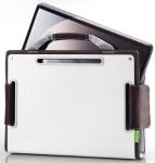 "Choiix C-MB02-C1 silver / brown 12""-13"" notebook ergon Photo"