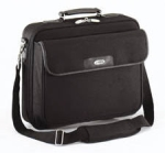 "Targus CN01 notepac for 15.4"" black notebook case (ABSA S Photo"