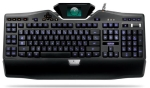 Logitech G19 gaming keyboard Photo