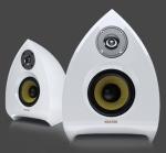 Krator Neso4 N4-21035 piano White 2.1 channel Speakers Photo