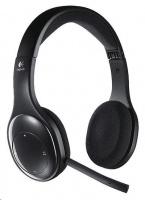 Logitech WIRELESS HEADSET H800 BT EMEA Photo