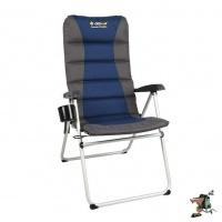 Oztrail Cascade 5 Position Arm Chair 150kg Photo