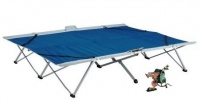 Oztrail Stretcher Easy Fold Queen 200kg Photo