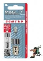 Maglite Magnum Star Xenon lamp for 2 cell Photo